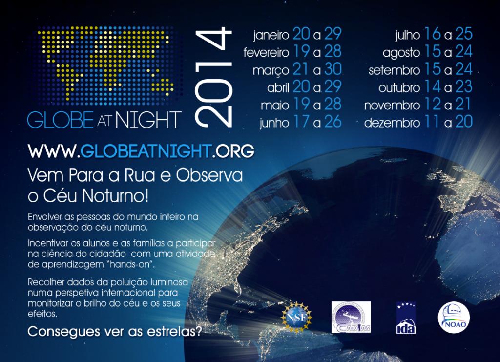 GlobeatNight2014