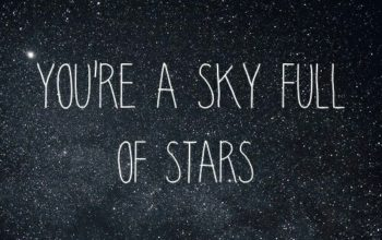 Coldplay – A Sky Full Of Stars